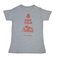 Camiseta-Keep calm