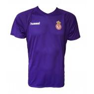 Camiseta oficial portero morada 16-17