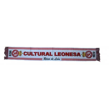 Bufanda Cultural Leonesa