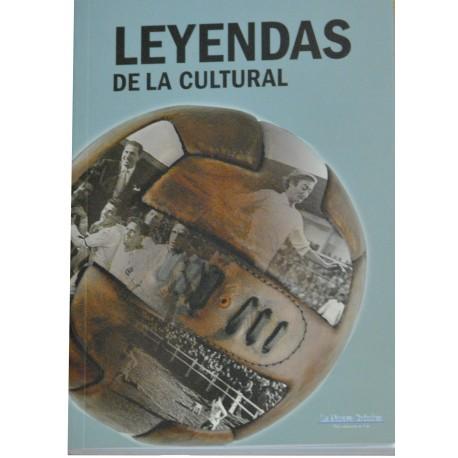 Libro Leyendas Cultual